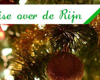 Kerstcruise over de Rijn