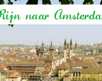 Main en Rijn naar Amsterdam